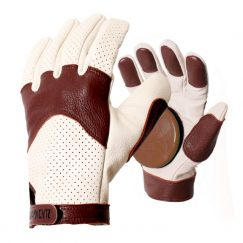 Landyachtz Leather Slide Gloves