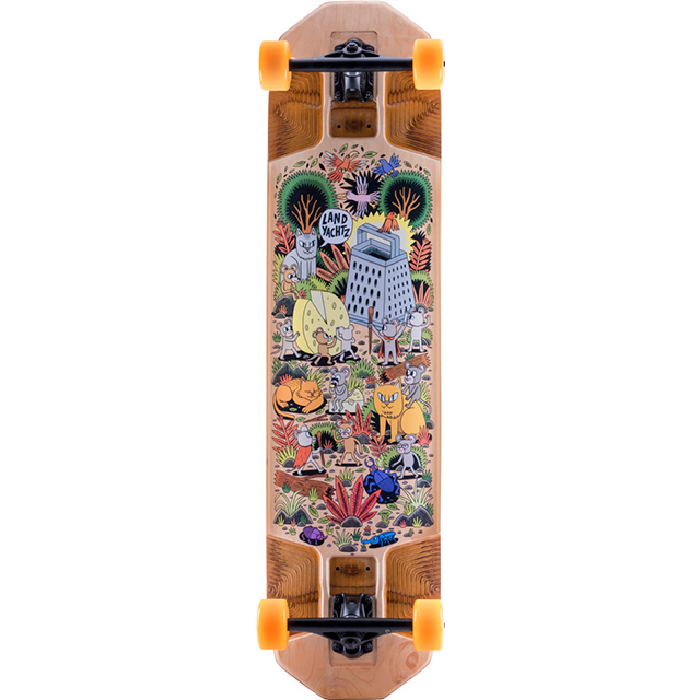 landyachtz cheesegrater hollowtech layback skateshop. Black Bedroom Furniture Sets. Home Design Ideas